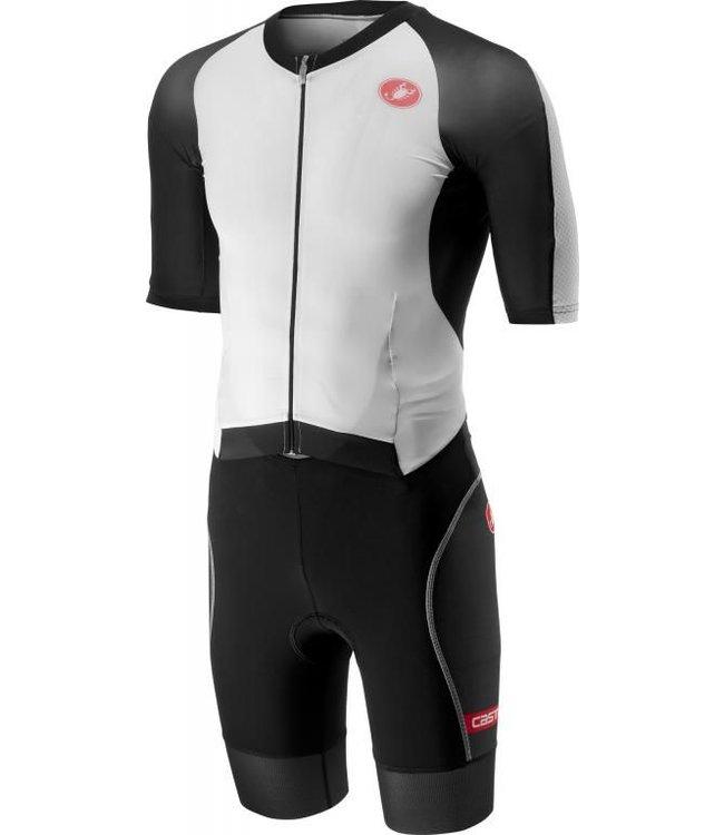 Castelli Castelli All Out Speedsuit Noir/Blanc