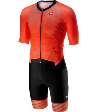 Castelli Castelli All Out Speedsuit Arancione