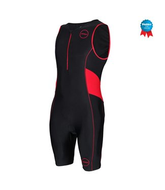 Zone3 Zone3 Activate Trisuit Men (Negro / Rojo)
