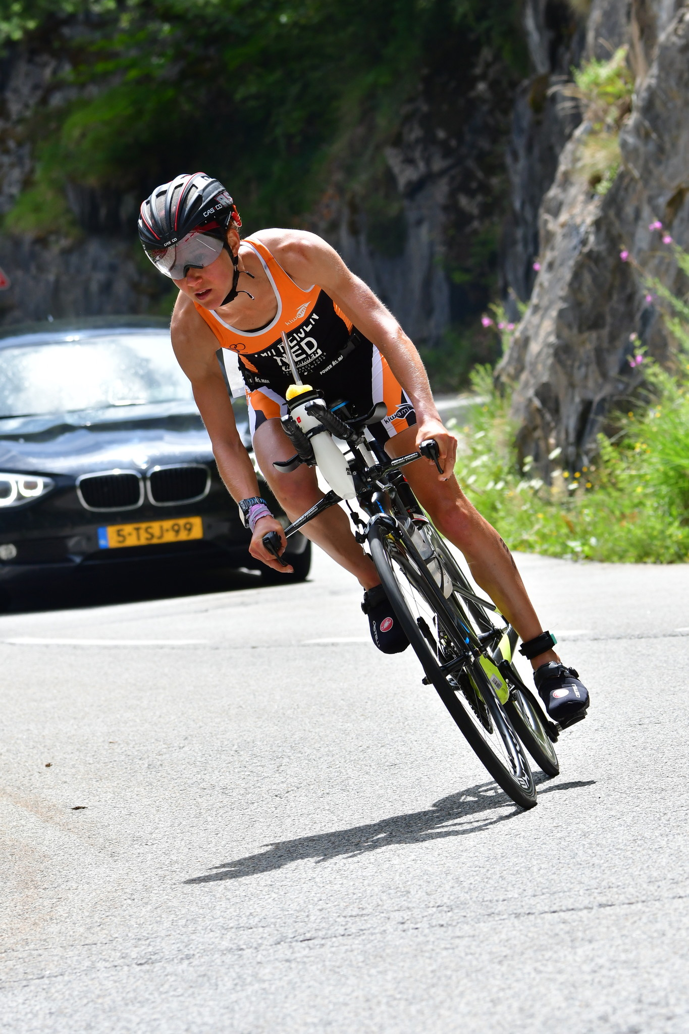 Miriam van Reijen - bicicleta
