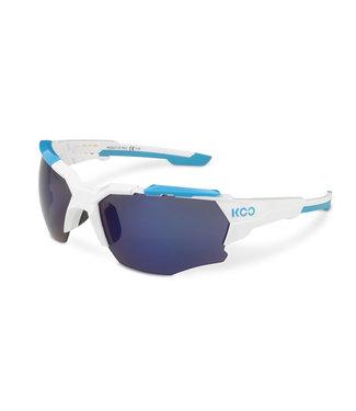 Kask Koo Kask Koo Orion Radsportbrille Weiß / Hellblau