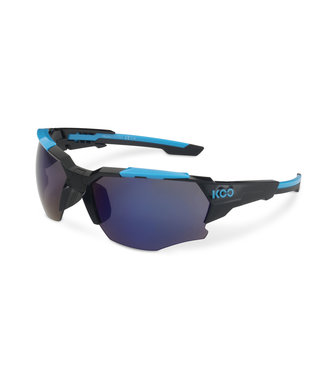Kask Koo Lunettes de cyclisme Kask Koo Orion Noir / Bleu clair