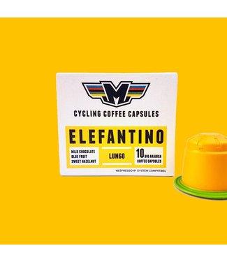 Il Magistrale Cycling Coffee Cápsulas Il Magistrale Elefantino Bio Lungo (10 piezas)