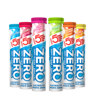 High5 Boisson électrolytique High5 ZERO Hydration (20 onglets)