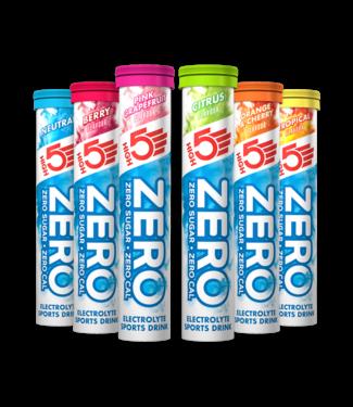 High5 ZERO Hydratation-Elektrolytgetränk (20 Tabletten)