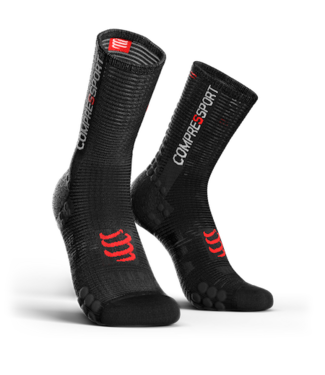 Compressport Compressport PRORACING V3.0 Calcetines de ciclismo negros
