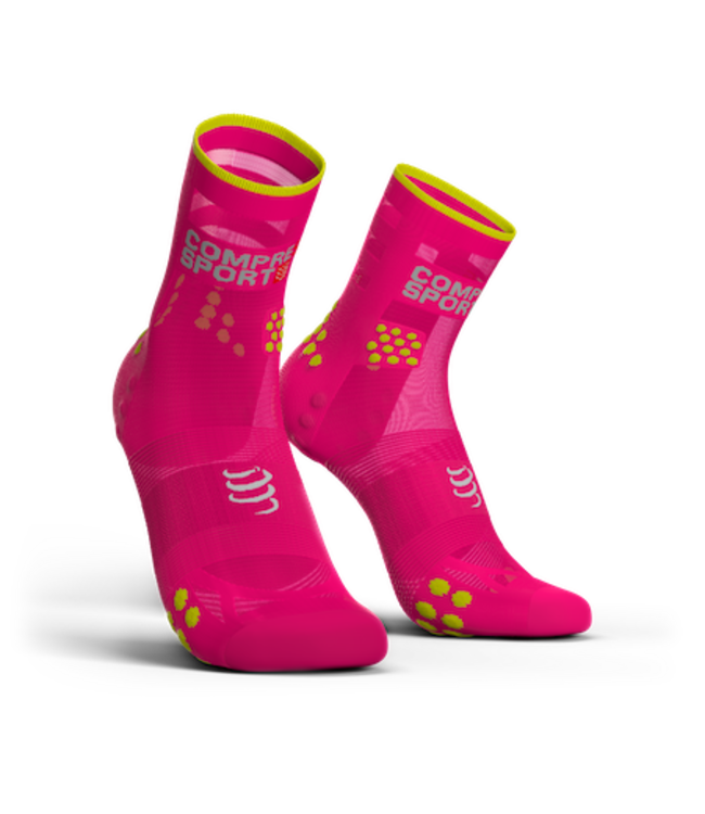 Compressport Compressport Laufsocken PRORACING High Ultralight V3.0 Rosa