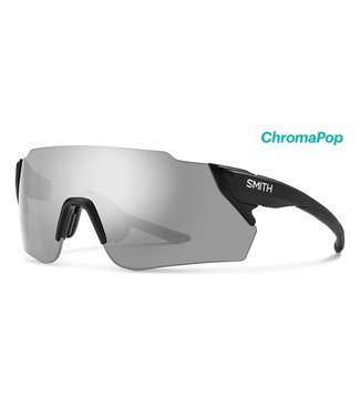 SMITH Smith Attack Max cycling glasses matt black with Chroma Platinum lens