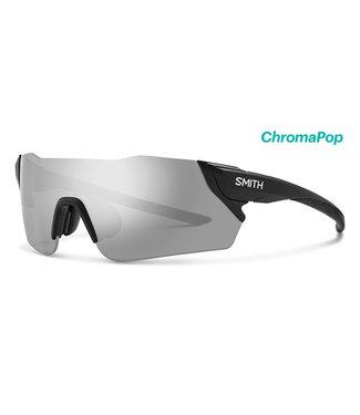 SMITH Gafas de ciclismo Smith Attack negro mate con lentes Chroma Platinum