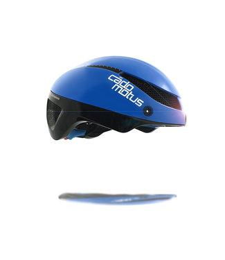Cádomotus Cadomotus Omega Aerospeed ciclismo casco azul