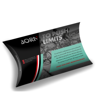 Born Born Giro 2019 PUSH LIMITS Pack