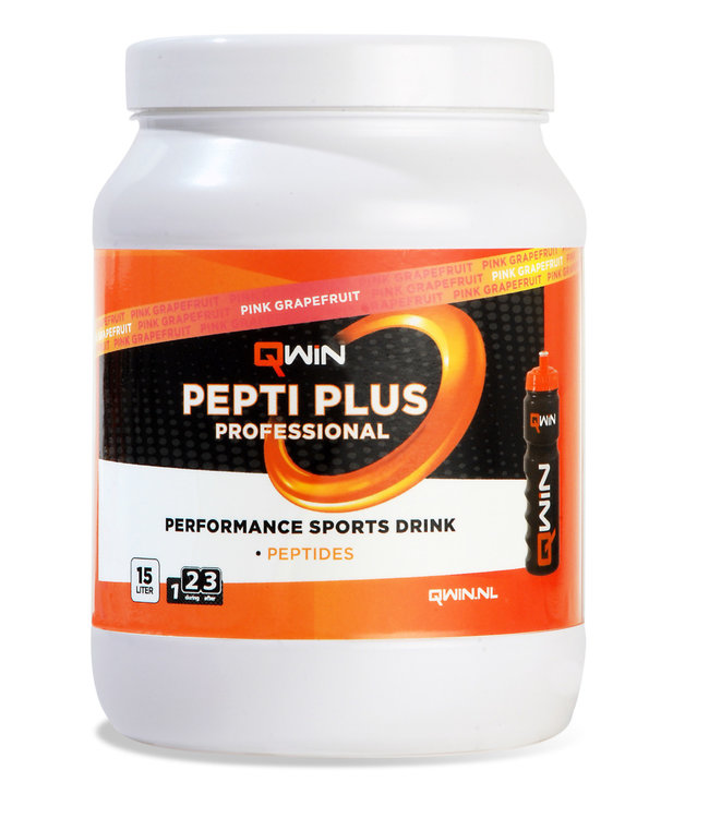 Peptiplus Qwin Peptiplus Sports drink (15 litres)