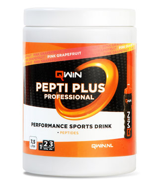 Peptiplus Qwin Peptiplus Sportdrank (7,5 liter)