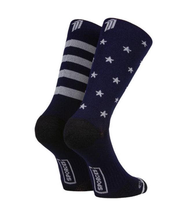 Sporcks Sporcks Legend Azul Calcetines de correr