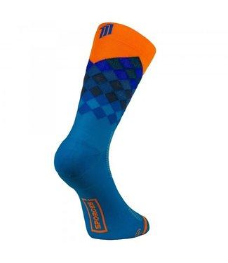 Sporcks Sporcks Pantone Orange Running Socks