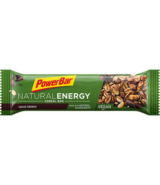 Powerbar Powerbar Natural Energy bar (40gr) corto THT