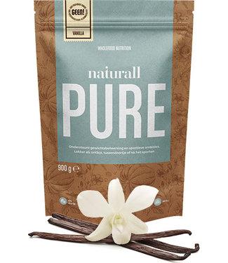 Naturall Nutrition Polvo de proteína de vainilla pura de Naturall