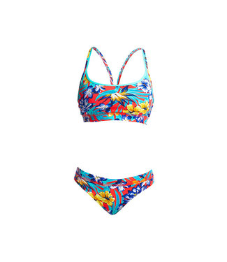 Funkita Funkita Sports Top e Ladies 'Aloha delle Hawaii