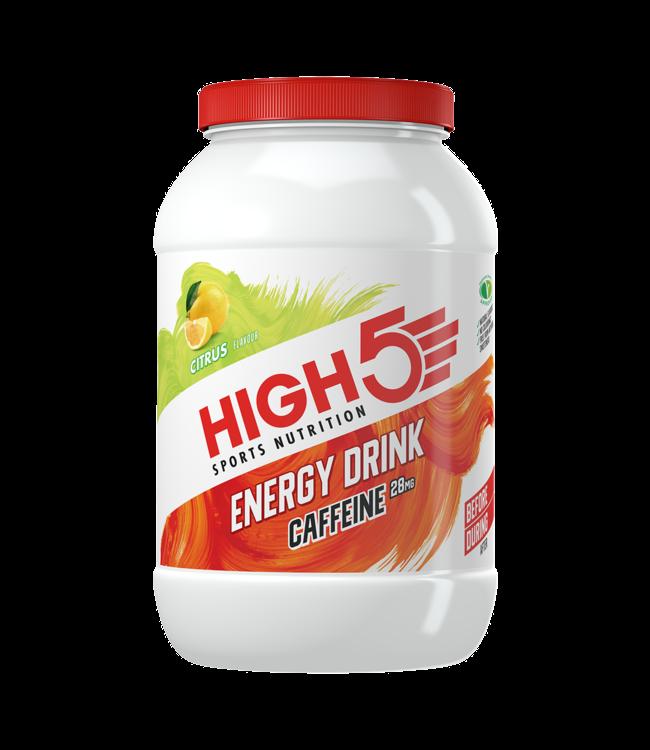High5 High5 2: 1 EnergySource Caffeine (2,2 kg) Boisson pour sportifs