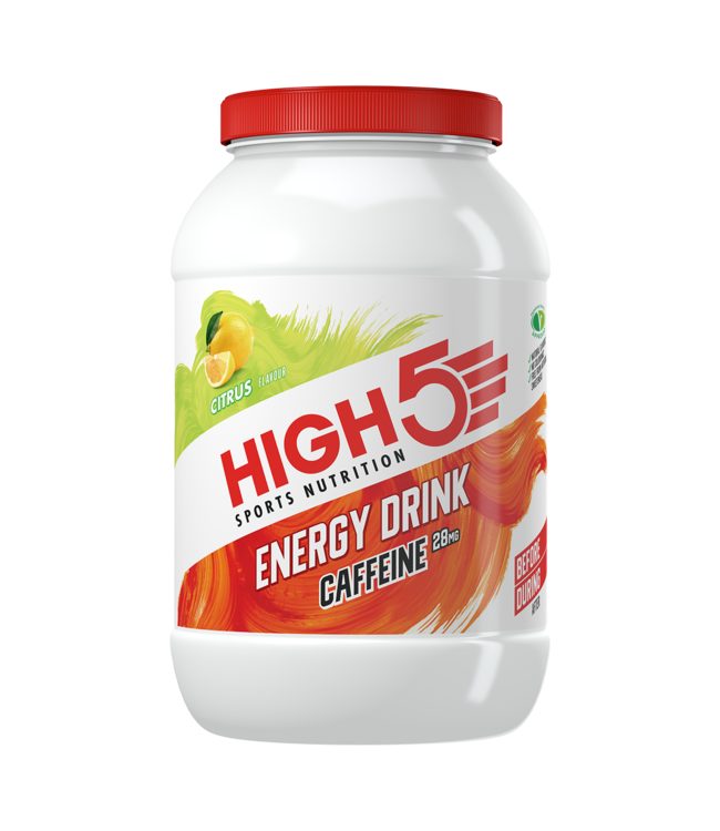 High5 High5 2: 1 EnergySource Caffeine (2.2 kg) Sports drink