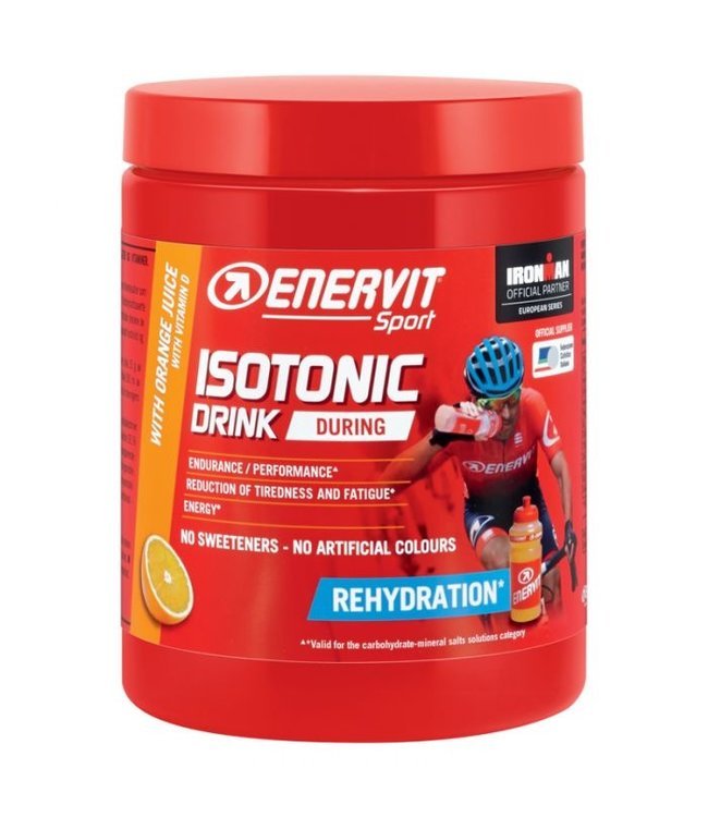 Enervit Enervit Isotonic Drink (420gr)