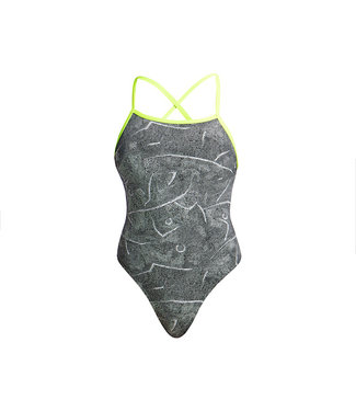 Funkita Funkita Tie Me Tight On Crack Up Mujer