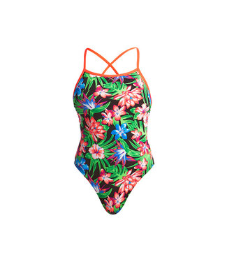 Funkita Funkita Tie Me Tight On Tropic Rocket Dames