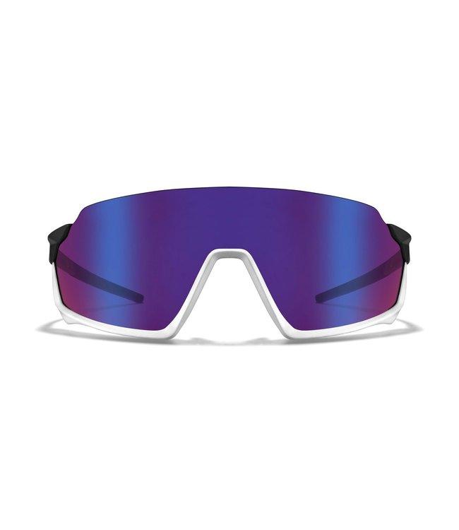 in vendita 9a41e 53d52 Occhiali da sole ciclismo Roka GP-1x Nero-Bianco Frame / HC Fusion Mirror