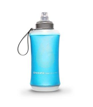 Hydrapack Hydrapak CRUSH BOTTLE bouteille de 500ml Malibu Blue