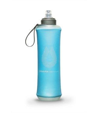Hydrapack Hydrapak CRUSH BOTTLE bouteille de 750ml Malibu Blue