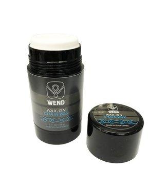 Wend Waxworks Kit kit Wax-on bianco / trasparente