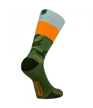 Sporcks Sporcks Air Sock One Green Running Socks
