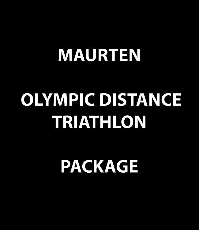 Maurten Forfait Triathlon Distance Olympique Maurten avec Gel100
