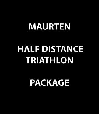Maurten Paquete de triatlón de media distancia Maurten con Gel100