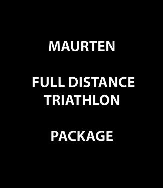 Maurten Paquete de triatlón Maurten Whole Distance, incluido Gel100
