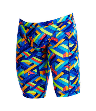 Funky Truncks Funky Trunks Jammers Training Mens Boarded Up
