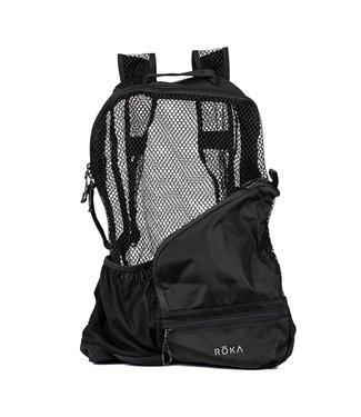 ROKA ROKA Pro Vent Mesh-Rucksack mit Reißverschluss (30 Liter)