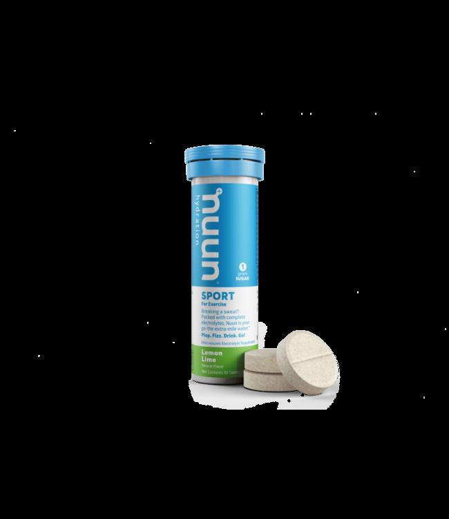 Nuun Nuun Sport Hydratatietabletten (10 tabletten)