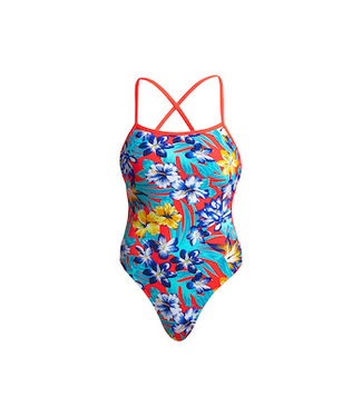 Funkita Funkita One Piece Diamond Back Dames Aloha from Hawaii