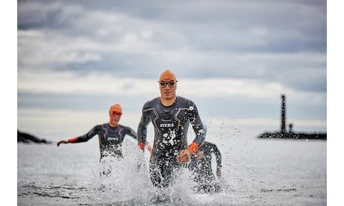 Open Water Swimming Wetsuit