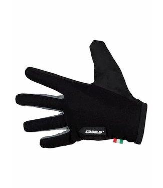 Q36.5 Cycling Clothing Q36.5 Glove Hybrid Que Black
