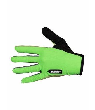 Q36.5 Cycling Clothing Q36.5 Guante Híbrido Que Green
