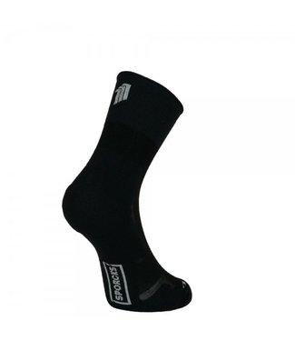 Sporcks Sporcks Marathon Black Running socks