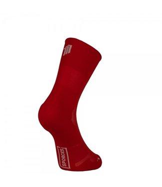 Sporcks Chaussettes de course Sporcks Marathon Rouge
