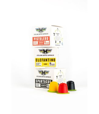 Il Magistrale Cycling Coffee Il Magistrale Explorer Pack Cups