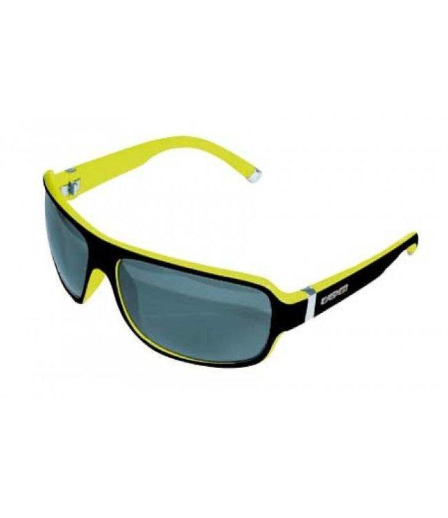 Casco Casco SX61 Bicolor Zonnebril Zwart-Lime Groen