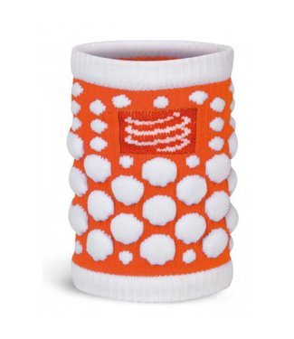 Compressport Bandeau de survêtement 3D Compressport Orange