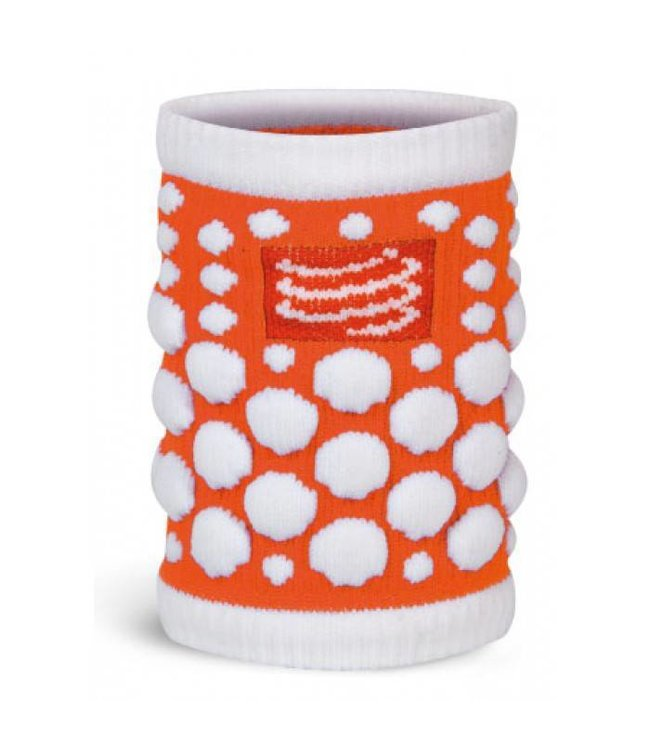 Compressport Compressport 3D Zweetband Oranje