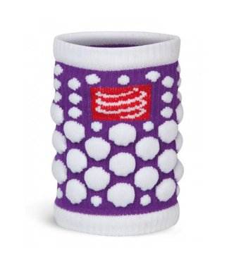 Compressport Compressport 3D Schweißband Lila
