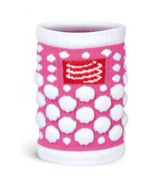 Compressport Bandeau de survêtement 3D Compressport rose